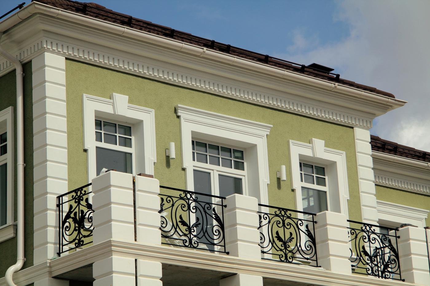 предлагается посетить лепнина на фасадах зданий фото вам доводилось видеть